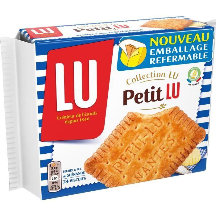 Petit Lu Sel de Guérande 200g
