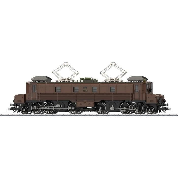 Locomotive électrique H0 Märklin 39520 1 pc(s) - VEHICULE MINIATURE ASSEMBLE - ENGIN TERRESTRE MINIATURE ASSEMBLE