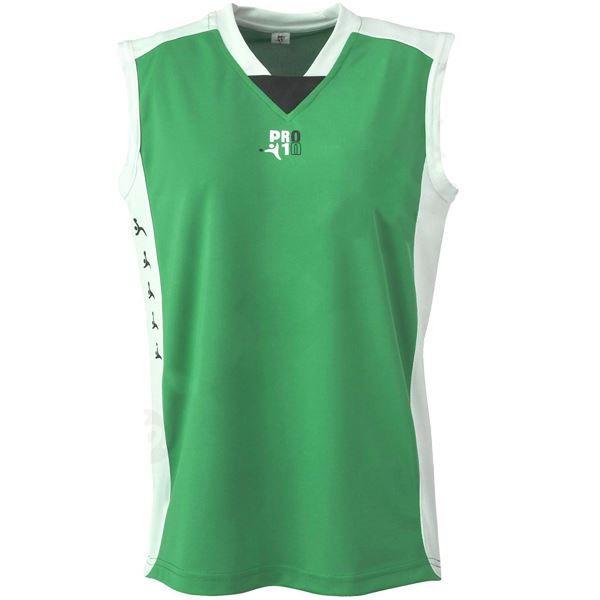 Maillot basket pour Femme Vert