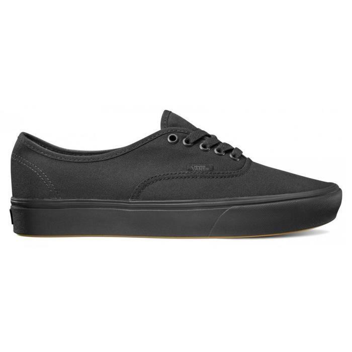 Chaussures Vans Authentic Comfycush noir