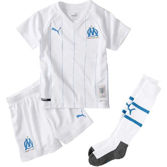 Kit junior Olympique de Marseille 2019/20