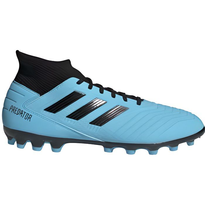 Crampons rugby moulés adultes - Predator 19.3 AG - Adidas -- Taille 46 2/3