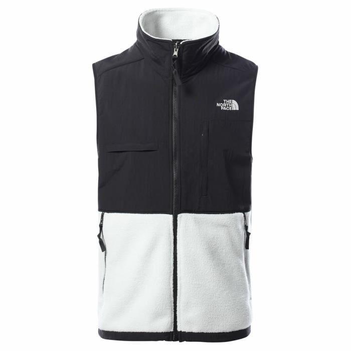 Veste sans manches The North Face Denali - gris/noir - XL