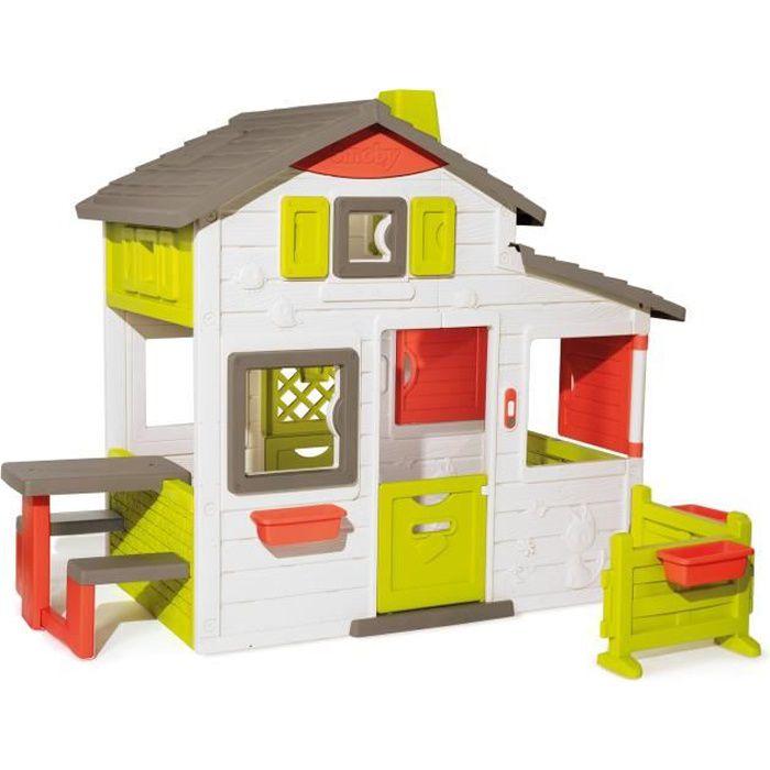 Maison Neo Friends House - SMOBY