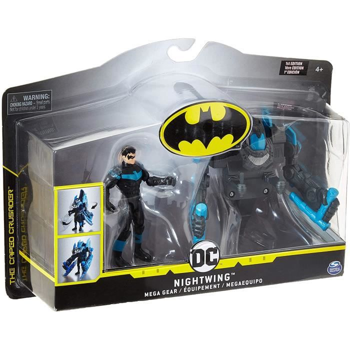 Figurine Batman Deluxe Mega Gear Nightwing