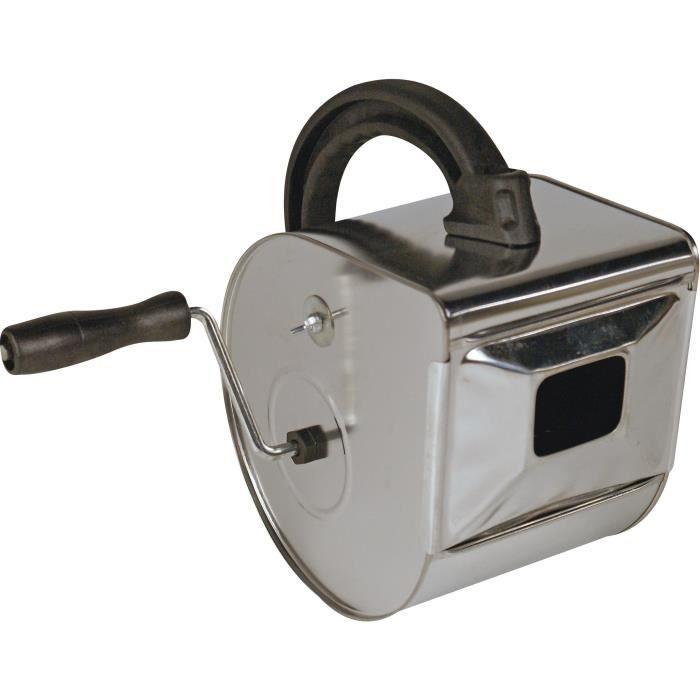 TEC HIT Machine à crépir pour mur extérieur ou intérieur