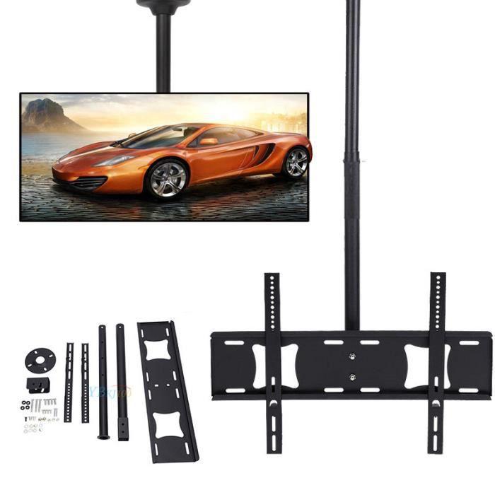 32~63 PouceTV LCD Mural Support de Montage en Plafond Rotatif à 360°