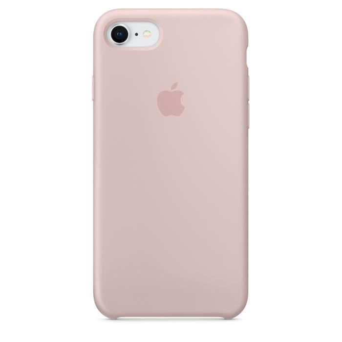 apple coque en silicone iphone 6 6s 4 7 ro