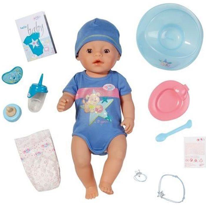 Baby Born Poupée Interactive mannequin