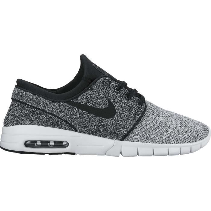 official photos fe76b a574a Basket NIKE STEFAN JANOSKI MAX - Age - ADULTE, Couleur - BLANC, Genre -  MASCULIN, Taille - 45,5