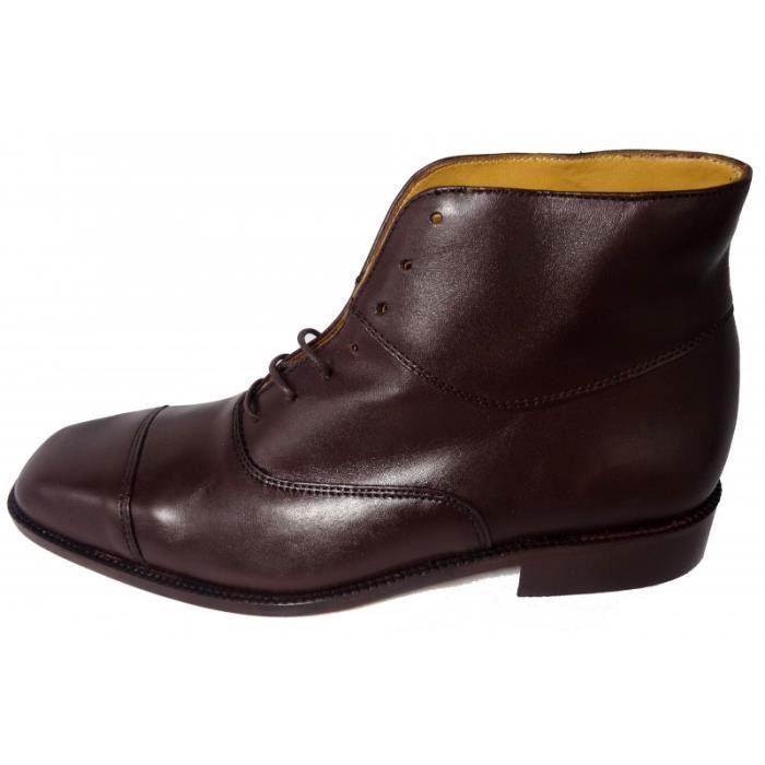Chaussures veau cuir bottines homme Stradford de gentleman 6gYybfI7v
