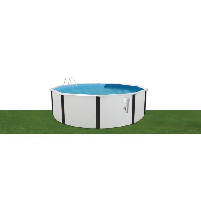 piscine acier hauteur ligne d 39 eau 1m20 achat vente. Black Bedroom Furniture Sets. Home Design Ideas