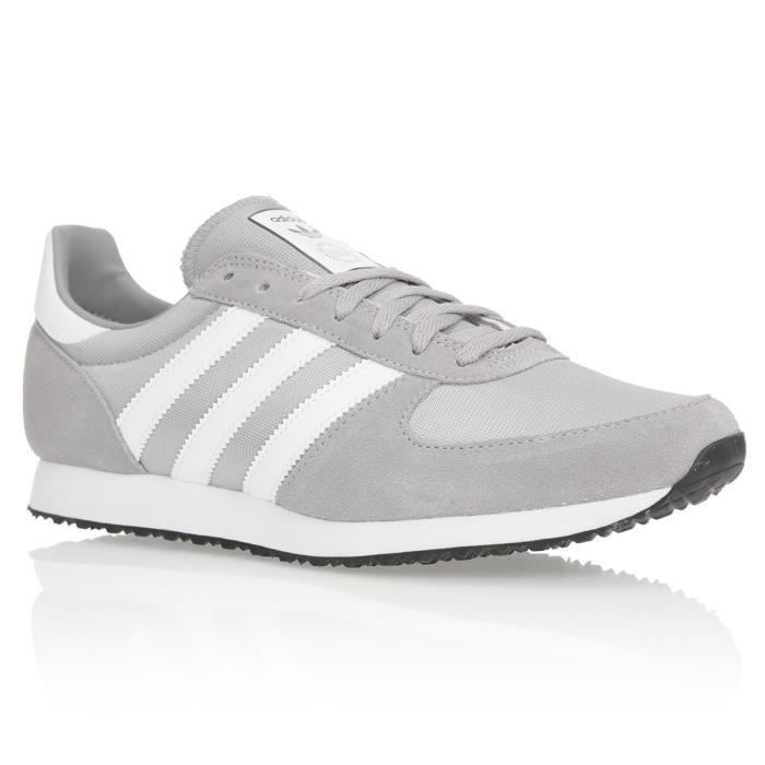 new style 6a930 c654b ADIDAS ORIGINALS Baskets ZX Racer Chaussures Homme