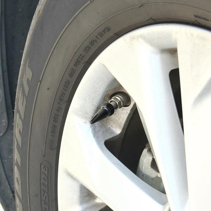 sharprepublic 4pcs Bouchon de Valve de V/élo Premium Cars Vannes Schrader Cache-poussi/ère pour Tige de Pneu de Roue Balle