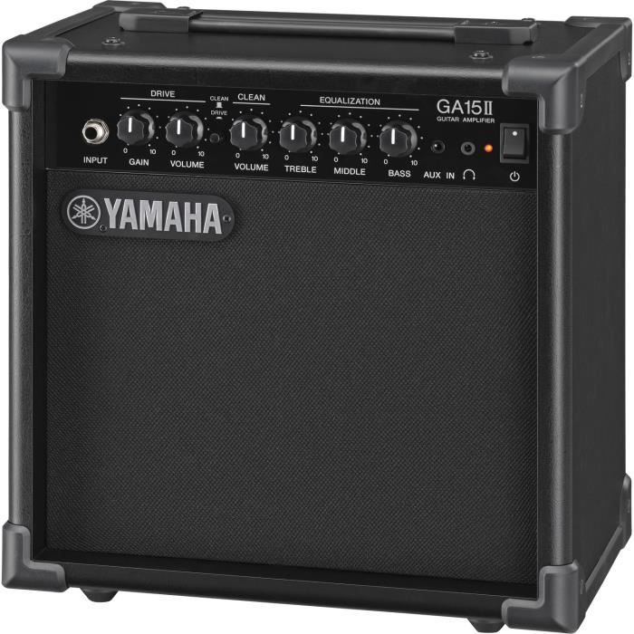 Yamaha Guitar Amplifier Model Ga