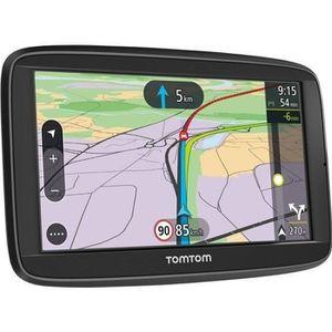 GPS AUTO TomTom VIA 52 (5 Pouces) Europe 48 Cartographie et