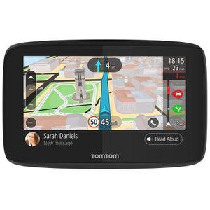 GPS AUTO TOMTOM GO 5200 Cartographie Monde Trafic Zones de
