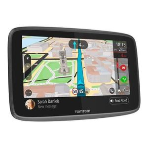GPS AUTO TOMTOM GO 6200 Cartographie Monde Trafic Zones de