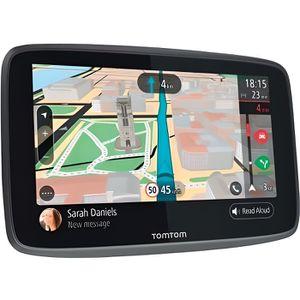 GPS AUTO TOMTOM GO 520 Cartographie Monde Trafic Zones de D