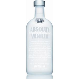 VODKA Absolut Vanilia vanille 70cl