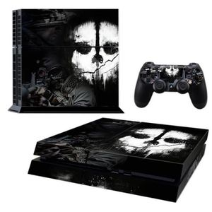 STICKER - SKIN CONSOLE Call of Duty Ghost COD Skin Sticker Decal Autocoll