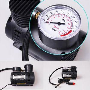 COMPRESSEUR 12V 12v voiture électrique Mini Compact Compresseur Po