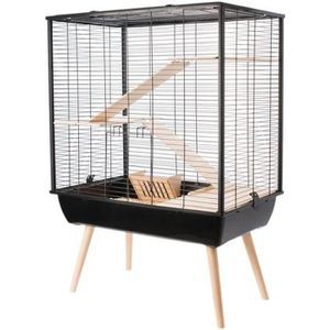 CAGE Cage Neo Cosy Grands Rongeurs Noir