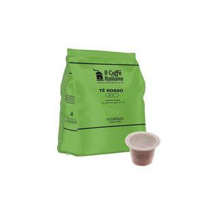 CAFÉ 50 Capsules  de Thé rouge rooibos  compatibles ave