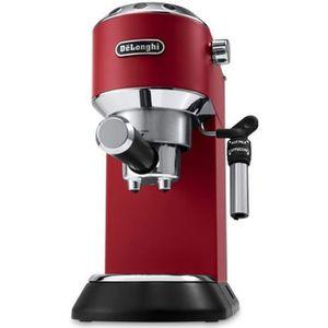 MACHINE À CAFÉ DELONGHI EC685.R  Machine expresso classique Dedic