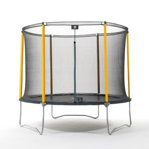 TRAMPOLINE France Trampoline - Trampoline rond 250 cm - Gamme