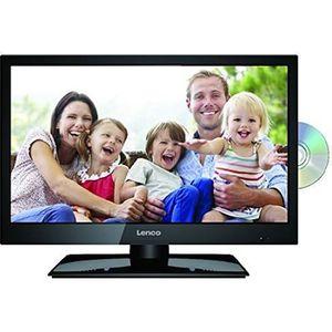 Téléviseur LED Lenco DVL-1962 - HD LED-TV - 18,5 inch - DVB T2 -
