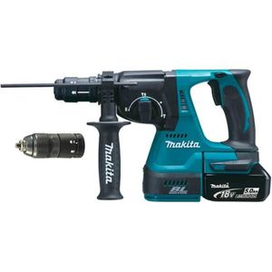 BURINEUR - PERFORATEUR MAKITA Perforateur burineur SDS plus Brushless 2J