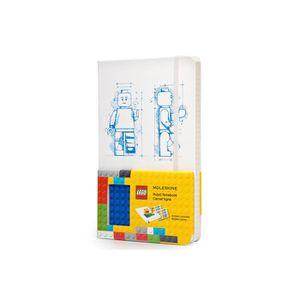 BLOC NOTE Carnet Moleskine - Lego Rul