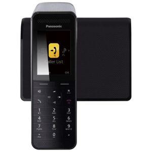 Téléphone fixe Panasonic KX-PRW120 Solo Téléphone Sans fil Répond