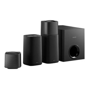 enceinte sans fil philips achat vente enceinte sans fil philips pas cher les soldes sur. Black Bedroom Furniture Sets. Home Design Ideas
