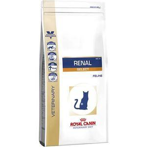 CROQUETTES ROYAL CANIN Croquettes Vdiet Renal Select - Pour c