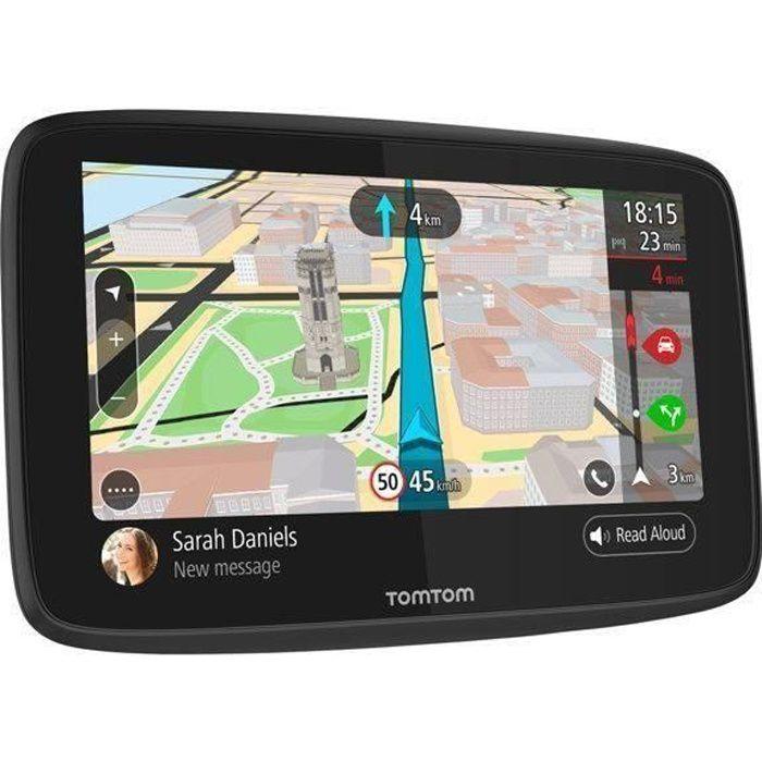 TOMTOM GO 620 Naviguateur GPS (1PN6.002.04) Noir