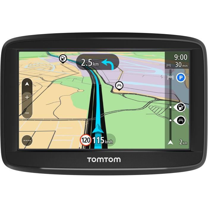 gps france tomtom achat vente gps france tomtom pas cher cdiscount. Black Bedroom Furniture Sets. Home Design Ideas