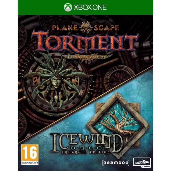 Planescape Torment and Icewindale Jeu Xbox One