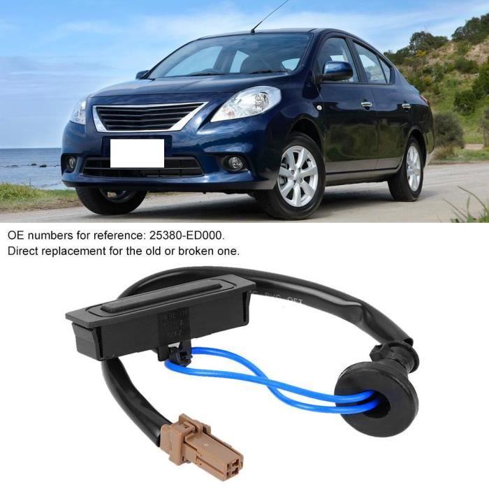 Le Commutateur De Déverrouillage Ouvert Du Hayon Du Hayon 25380-Ed000 Convient À Nissan Murano - Pathfinder