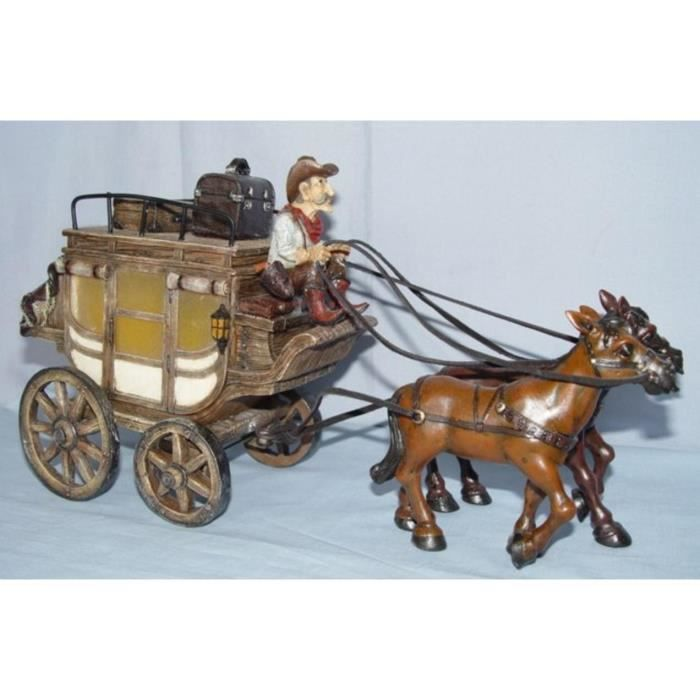 DILIGENCE - FIGURINE COW BOY