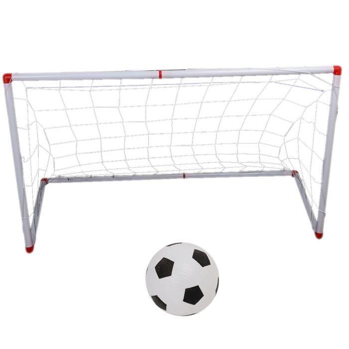 EBTOOLS filet de poteau de but de football Filet de poteau de but de football de football pour enfants en plein air intérieur