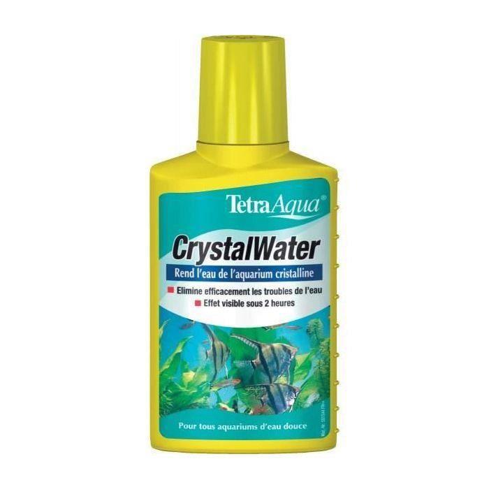 TETRA Crystal Water 250 Ml (Lot de 2)