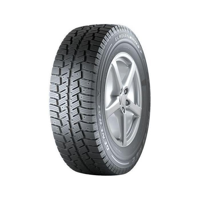 General Tire Eurovan Winter 2 225-70R15C 112-110R