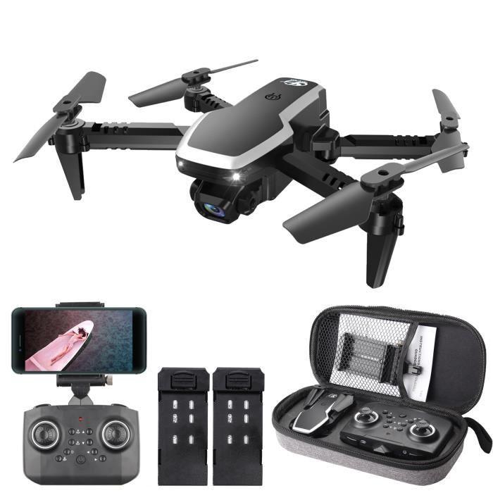CSJ S171 PRO Drone RC avec caméra 4K Mini Drone Quadricoptère pliable à double caméra pour enfants avec fonction Trajectoire-7