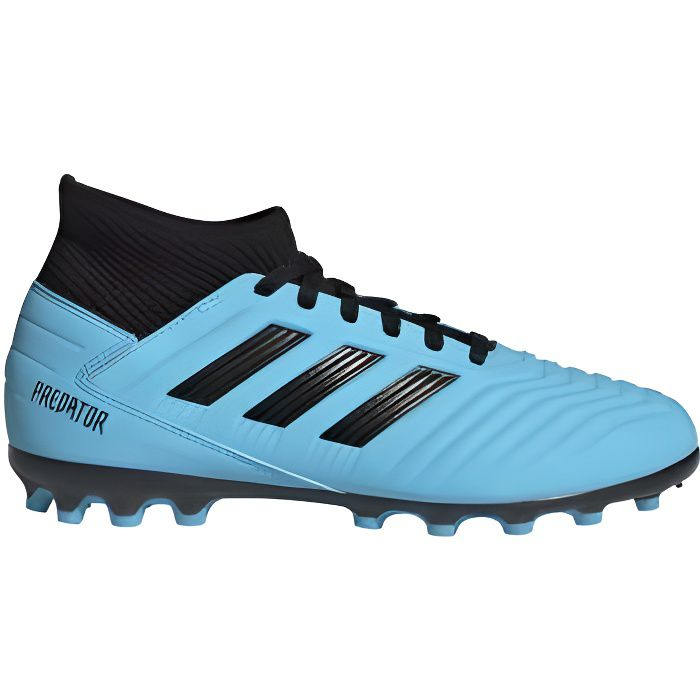 Crampons rugby moulés enfant - Predator 19.3 AG - Adidas -- Taille 33