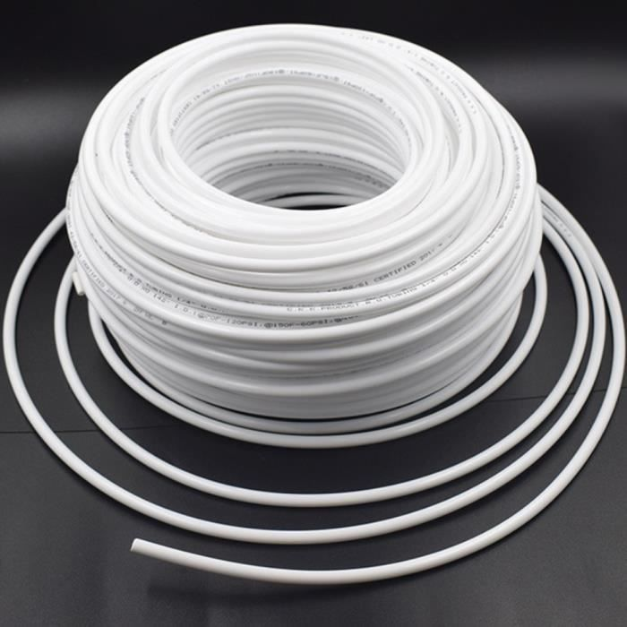 """pour 15 mm tuyau cuivre 1//4/"""" Auto-Piercing robinet évier osmose inverse filtre"""