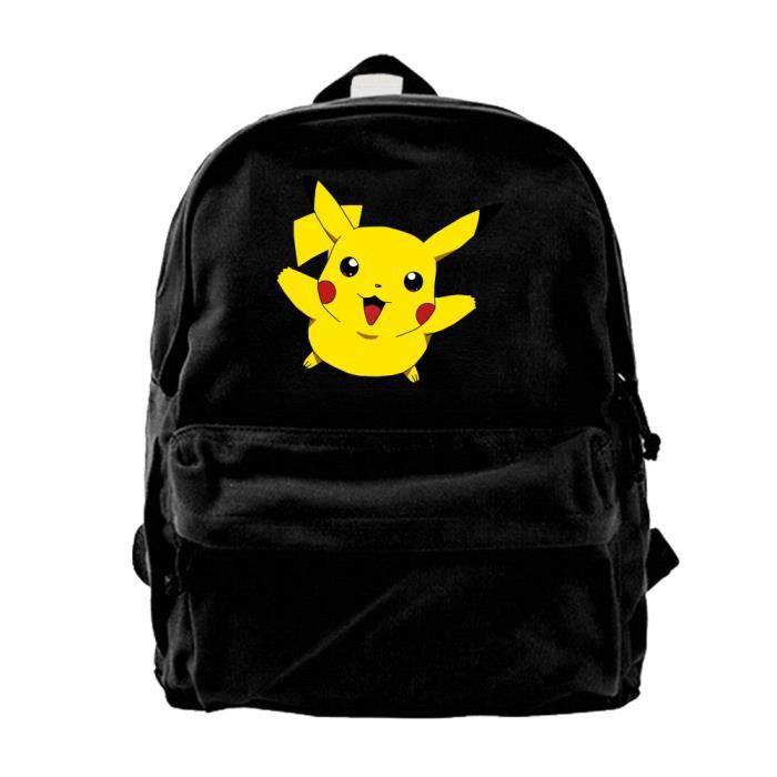 Pokemon Pikachu Sac de Gym noir//jaune