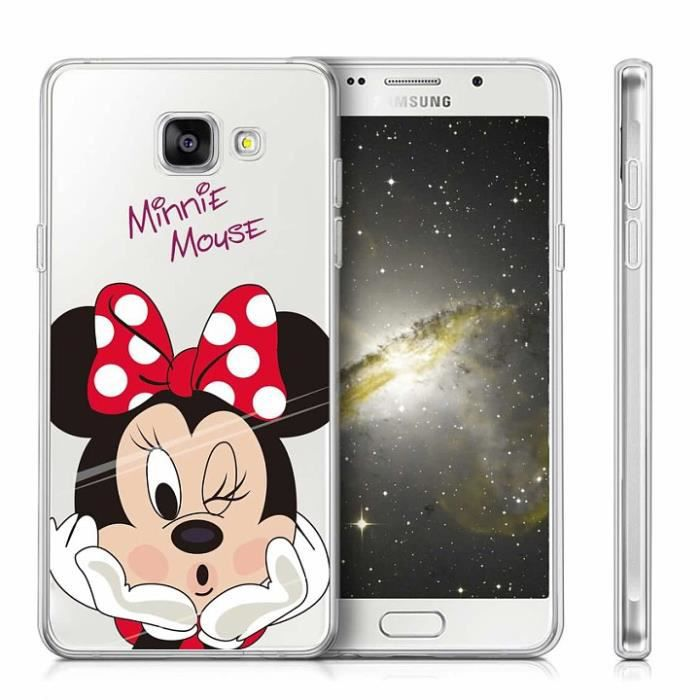 coque samsung a5 2016 minnie