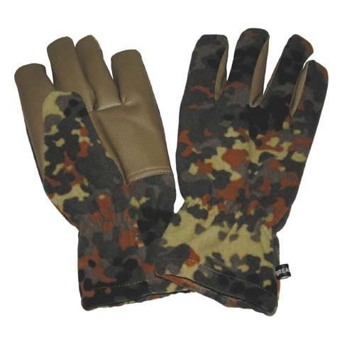 gants polaire alpin camouflage f prix pas cher cdiscount. Black Bedroom Furniture Sets. Home Design Ideas